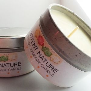 Fire Soy Massage Candle