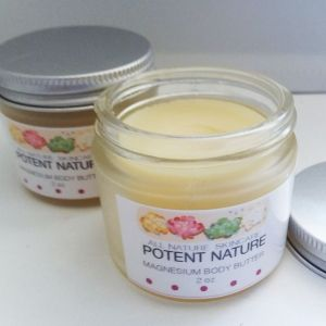 Magnesium Body Butter 2 oz