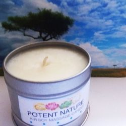 Air Soy Massage Candle