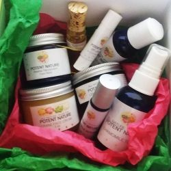 "Home Face Care Kit ""Alpha"""