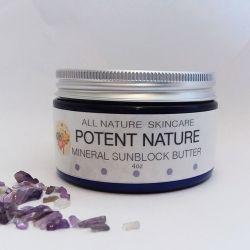 Mineral Sunblock Butter