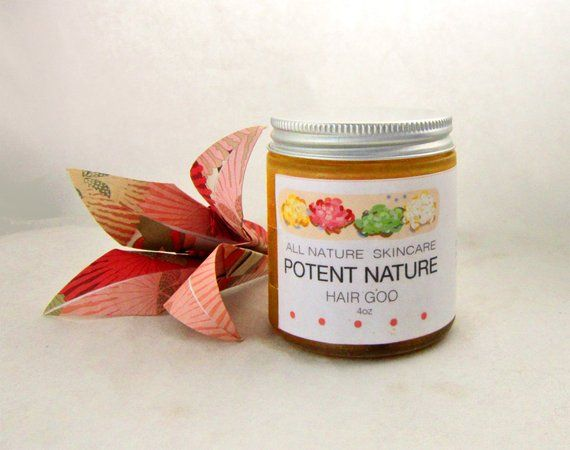 Potent Nature on Etsy, Montpelier VT